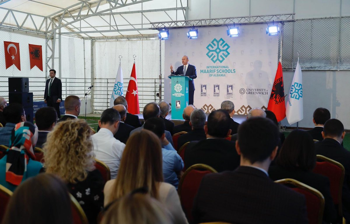 Exclusive/Attempts to damage Gullen's interests? A Turkish foundation takes over the biggest university in Albania