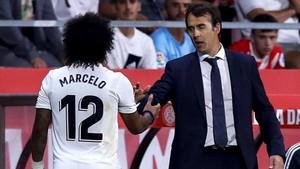 Kriza tek Reali, Marcelo në krah të trajnerit: Jemi me të deri në vdekje!