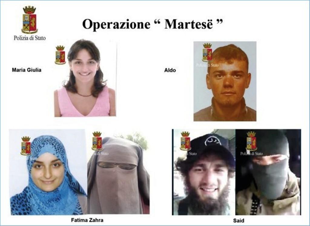 Celula e ISIS, Apeli i Milanos lë në fuqi dënimin pë shqiptarin dhe bashkëshorten e tij italiane