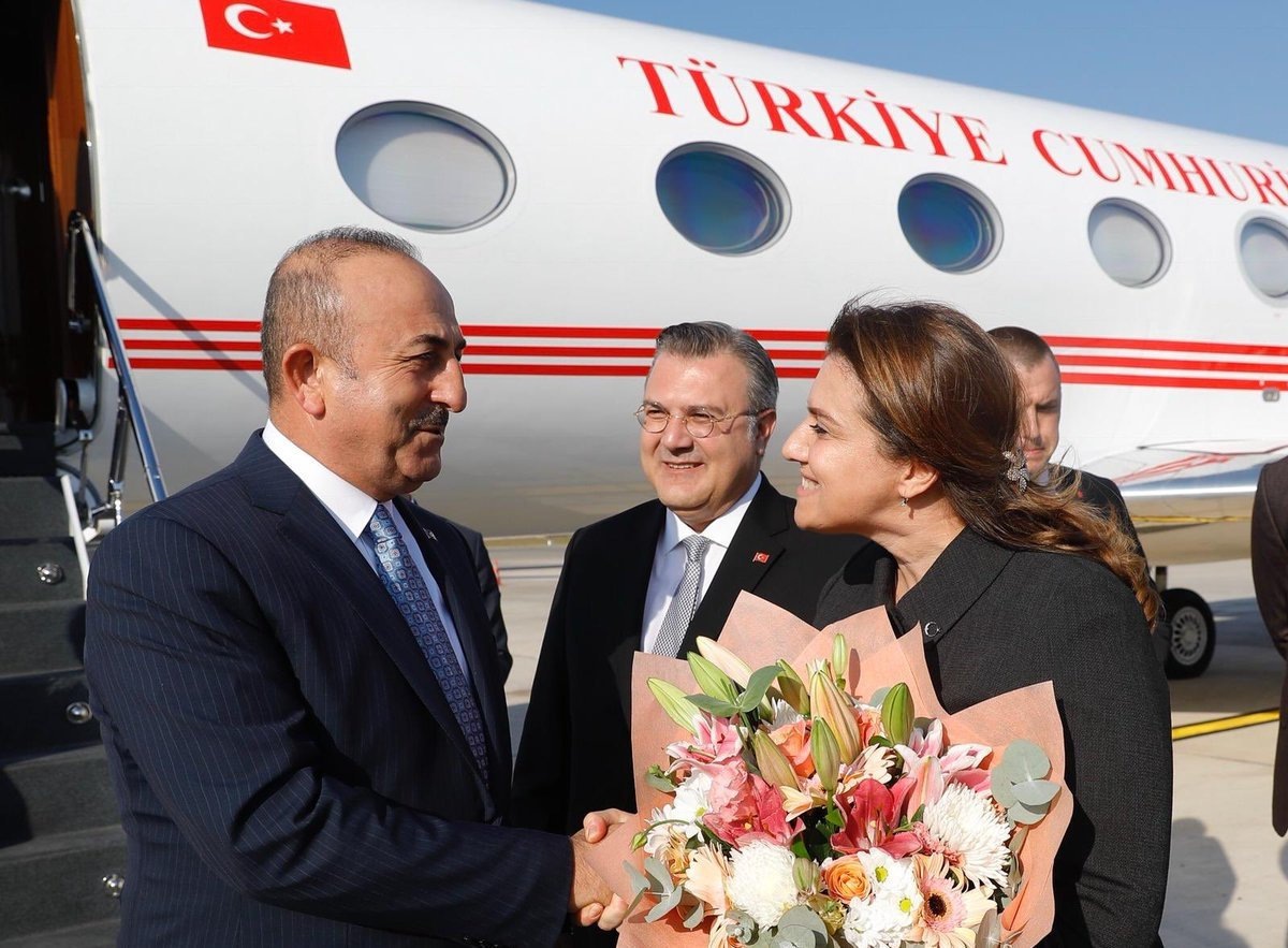 Exclusive/ Albanian government makes no comment on the visit of the Turkish Foreign minister in Tirana