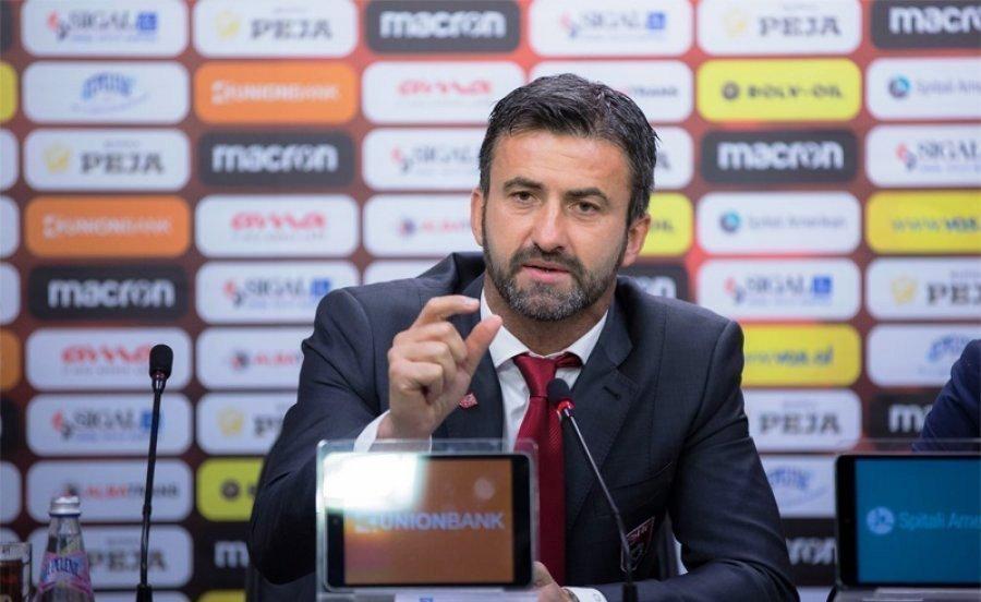 Panuçi optimist para ndeshjes me Izraelin, ja surprizat
