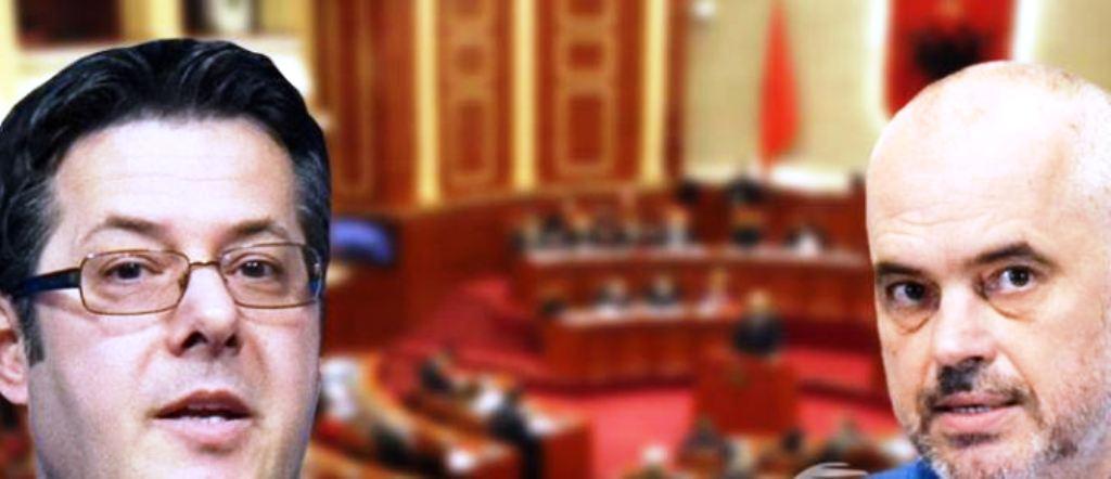 Paloka ironi me Ramën: M'u duk sikur po lexoje dosjet e deputetëve të tu sot në parlament
