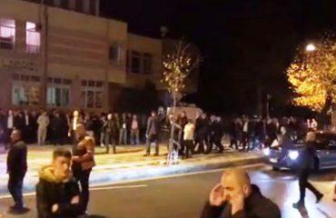 Kukësi e pret me protesta Edi Ramën