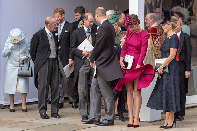 """Kur era fryn """"më shumë"""" nga ç'duhet, në siklet edhe familja Mbretërore!"""