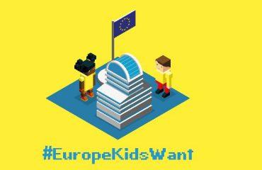 Sondazhi/Si e shikojnë fëmijët Europën?
