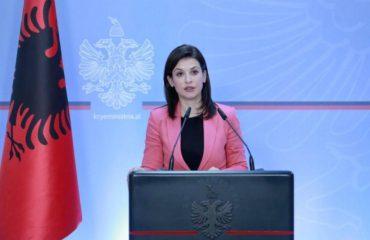 Emërimet partiake në Burgje, ministrja Gjonaj hedh poshtë akuzat: Punësimi ka qenë procesi më meritokratik