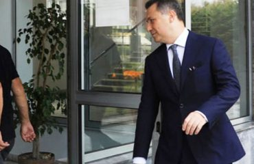 Former PM Gruevski arrested