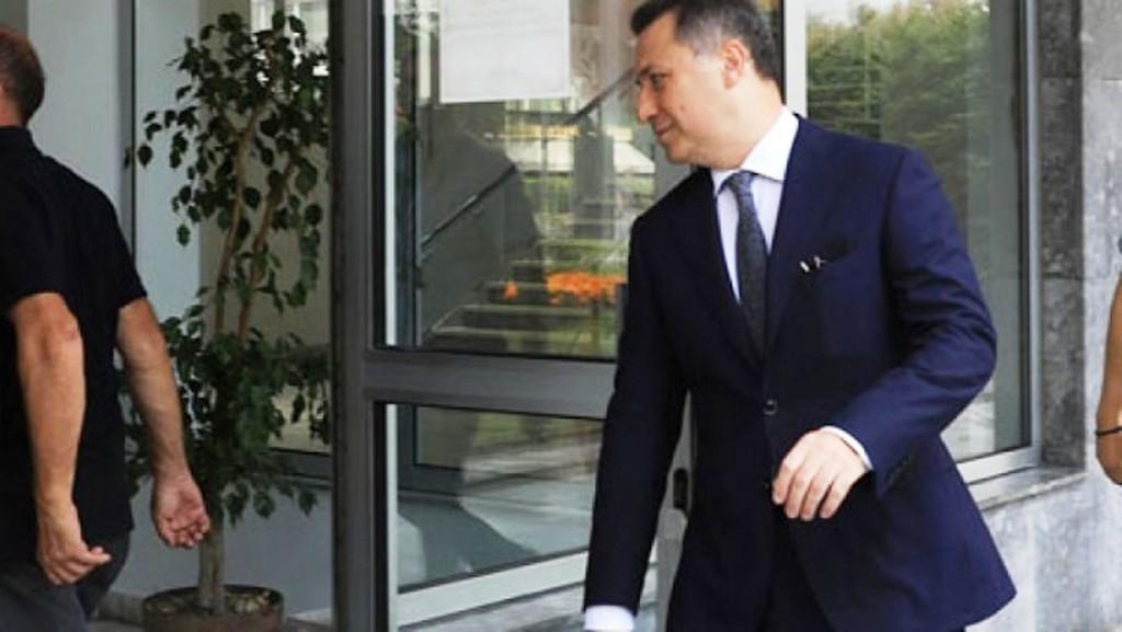 """Policia e Shtetit jep detajet për """"arratisjen"""" e Gruevskit"""