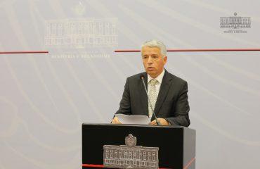 Ministri i Brendshëm në Gjirokastër, takim me strukturat policore