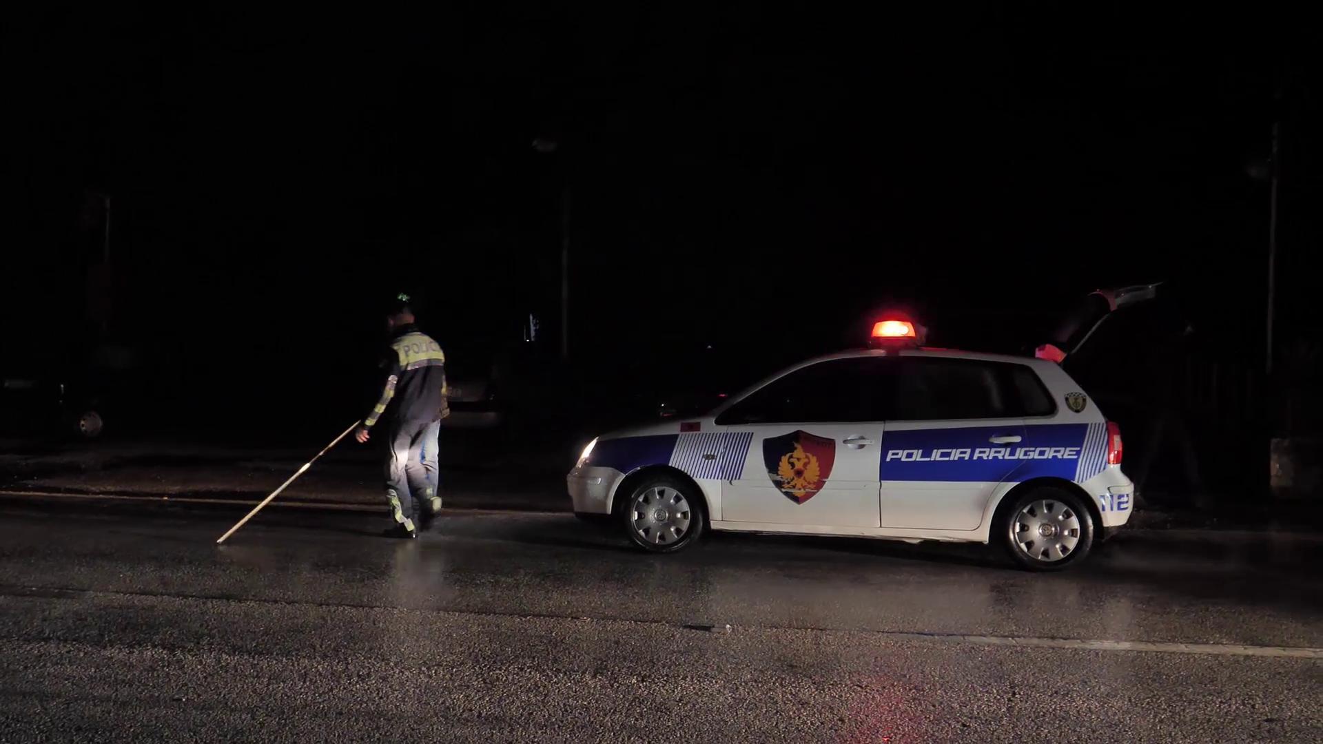 Aksidentohen dy mjete në Elbasan, 3 të plagosur mes të cilëve edhe një fëmijë