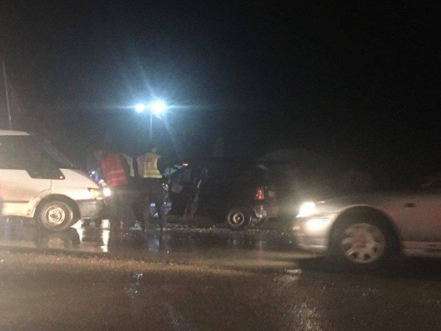 Aksidenti në Elbasan – Librazhd, plagosen 5 persona