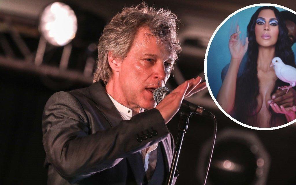 Legjenda Bon Jovi: Botë e tmerrshme, Kim Kardashian u bë e famshme prej një video porno
