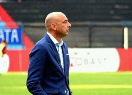 Driblohet italiani, Ernest Gjoka trajneri i Kamz
