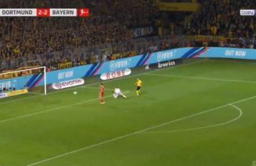 Klasike e Çmendur, Dortmundi mposht Bajernin