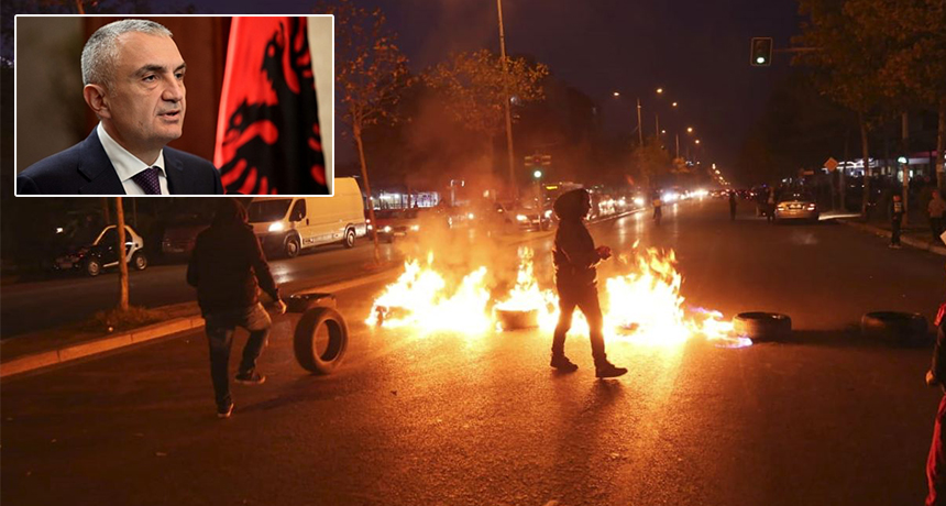 """Meta reagon për protestat në """"Unazën e Re"""": Duhet dialog, institucionet përgjegjëse të zbatojnë procedurat"""