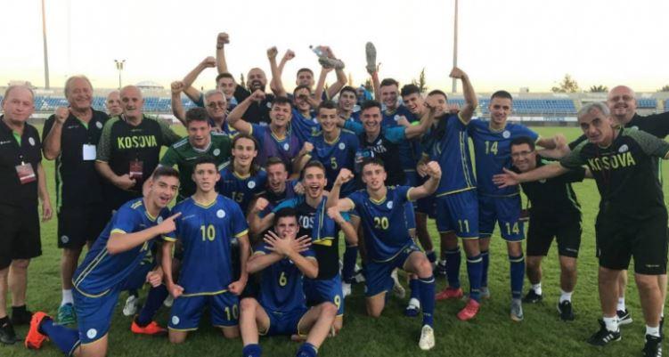 Përfaqësuesja e Kosovës U-17 siguron raundin final të Evropianit