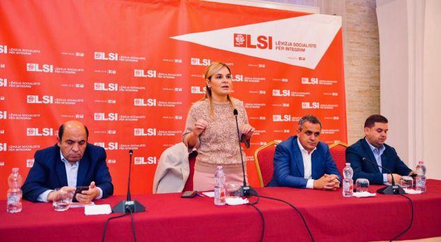 LSI, Kryemadhi: 16 shkrurti nuk është protestë politike, çdo shqiptar duhet të dalë për hallin e vet
