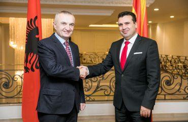 Sot Konferenca jubilare e 110 vjetorit të Kongresit të Manastirit, Meta takohet me Zaev