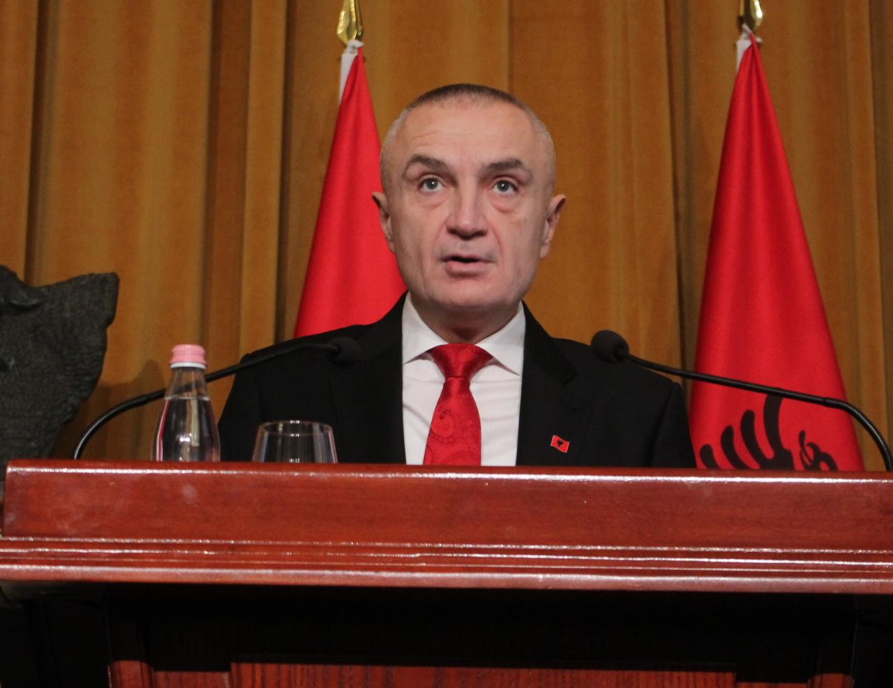 President Meta explains why he did not sign the decree for minister's Bushati removal from office