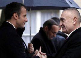 CEREMONIA Presidenti Meta, mesazh në Francë Për