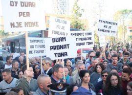 Protestuesit e Unazës së Re njoftojnë rikthimin pa