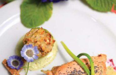 Salmon me Asparag!