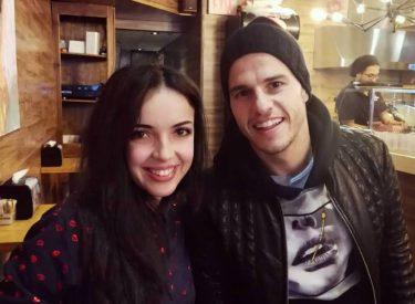 Kohë për kafe në Toronto, këngëtarja shqiptare njihet me ish-yllin e Juventus