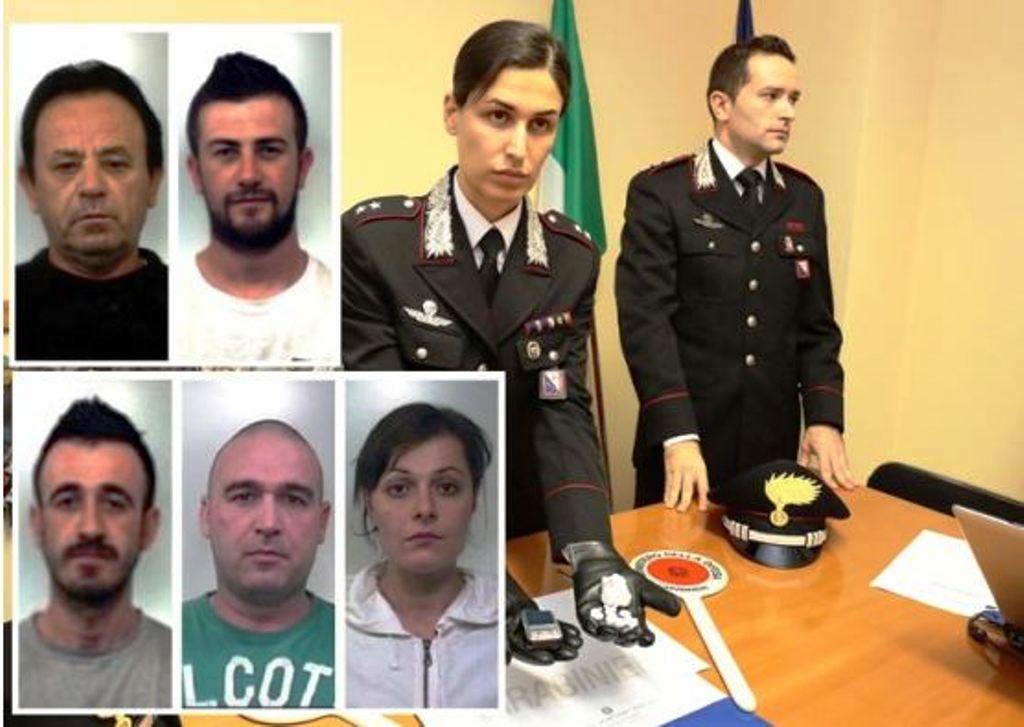 """Operacioni """"bukë e miell"""", pranga 3 shqiptarëve dhe 1 italiani, trafikantë kokaine"""