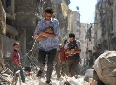 Deklarata e OKB: Populli sirian ende mes tmerreve lutës