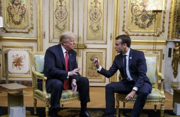Trump kritikon Macron për krijimin e ushtrisë evropiane
