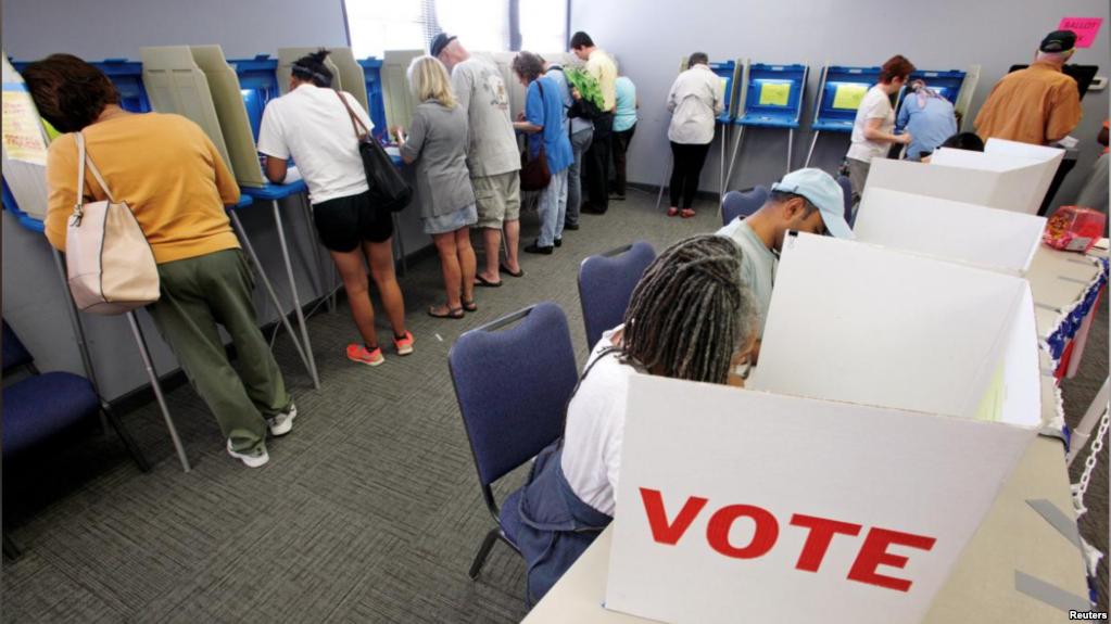 SHBA, sot votohet për zgjedhjet në Kongres