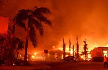 Zjarret përvëlojnë 50 mijë hektarë në Kaliforni, të vdekurit arrijnë në 48 dhe dhjetëra të zhdukur