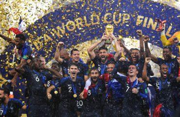 Kulmi sportiv i vitit sportiv botëror, Franca me kurorë!