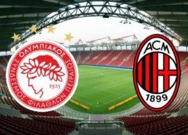 Europa League Milan e Sevilja, ankthi i ekipeve