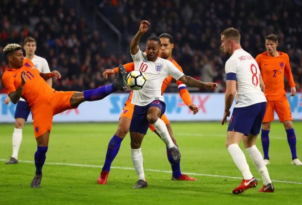 """Liga e Kombeve/ Angli-Holandë, """"dueti klasik"""" për finalen e madhe"""