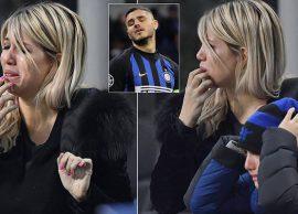 Inter Lotë për ty! Bashkëshortja e Icardit e përj