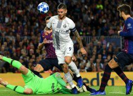 CHAMPIONS LEAGUE Kualifikimi, Inter nën mëshirën