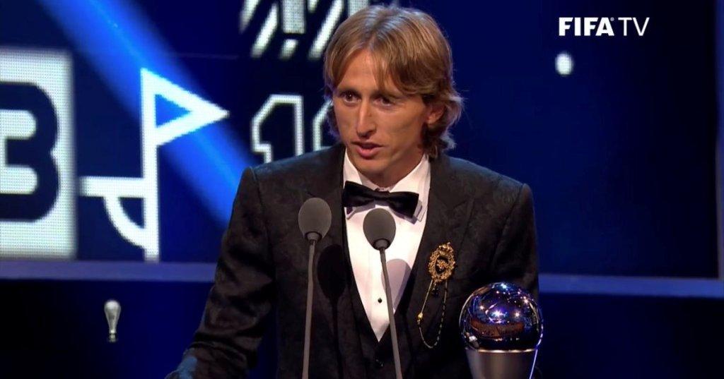 """""""Topi i Artë"""", Modric i jep fund epokës Messi-Ronaldo"""