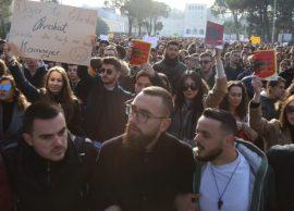 REPORTAZH Një ditë mes studentëve, problemet që i