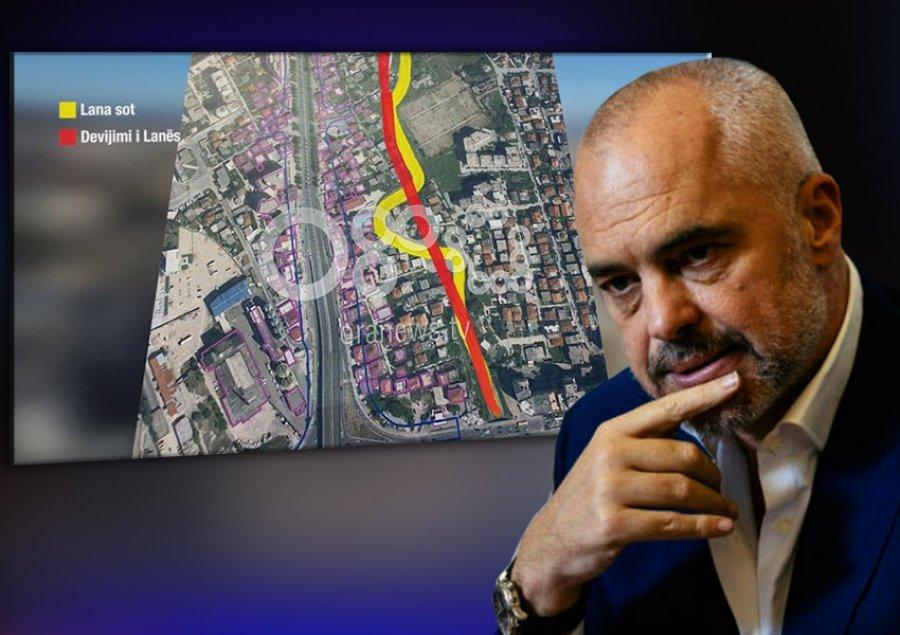 Vijon plani për Unazën e Re, ja projekti sekret i qeverisë me shembjet të tjera për devijimin e Lanës