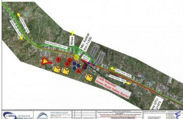 4 janar 2019, rifillon përmirësimi i Autostradës Tiranë–Durrës