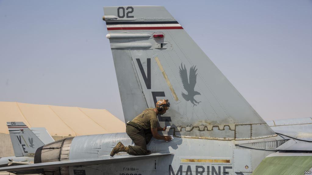 Incident ajror i marinës amerikane mbi Paqësor, një i vdekur 5 të zhdukur