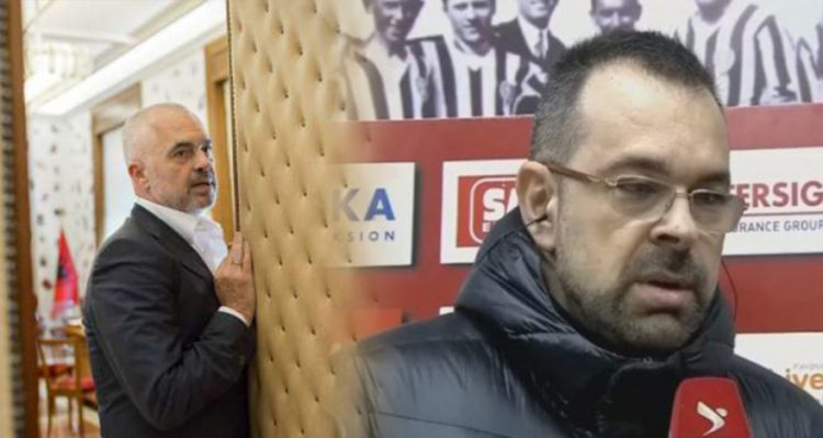 """""""ANTENA JASHTË FAMILJES""""/ Edi Rama flet me Olsin, shan tifozët e Partizanit, Gjicin, Dukën...!"""