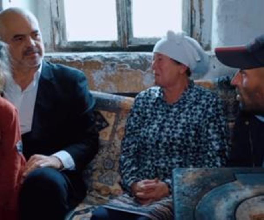 Rama mban premtimin për familjen e Vullnet Shabaj në Shkodër