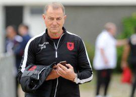 Trajneri Gianni de Biasi, një prej tre kandidatëv