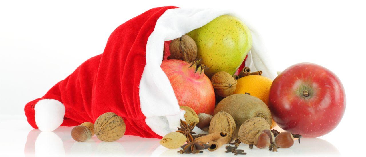 Dieta e këshilluar përpara Vitit të Ri