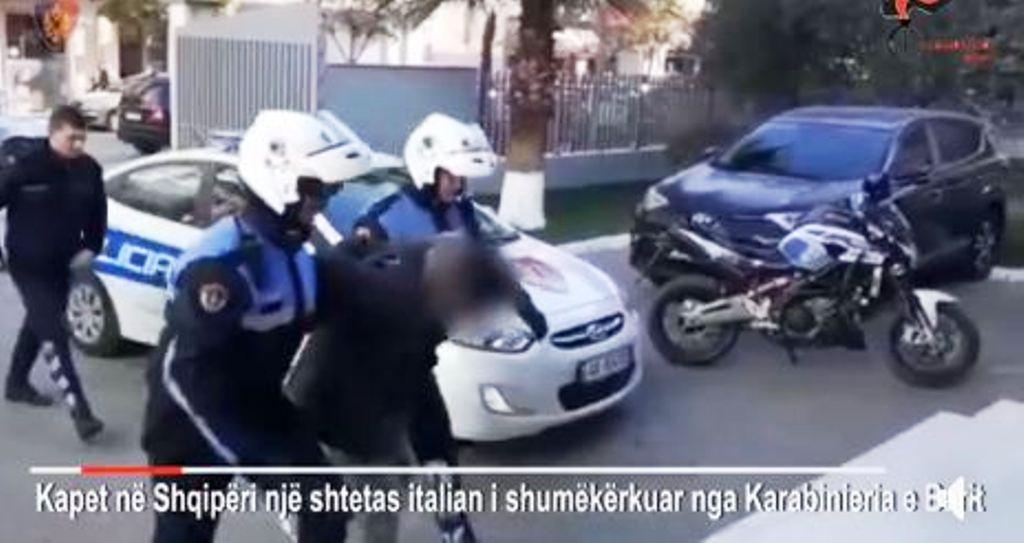 Kapet në Durrës 40 vjeçari trafikanti italian i shpallur në kërkim ndërkombëtar