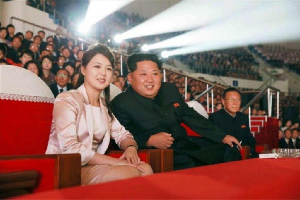 Ja kush është bashkëshortja e diktatorit Kim Jong