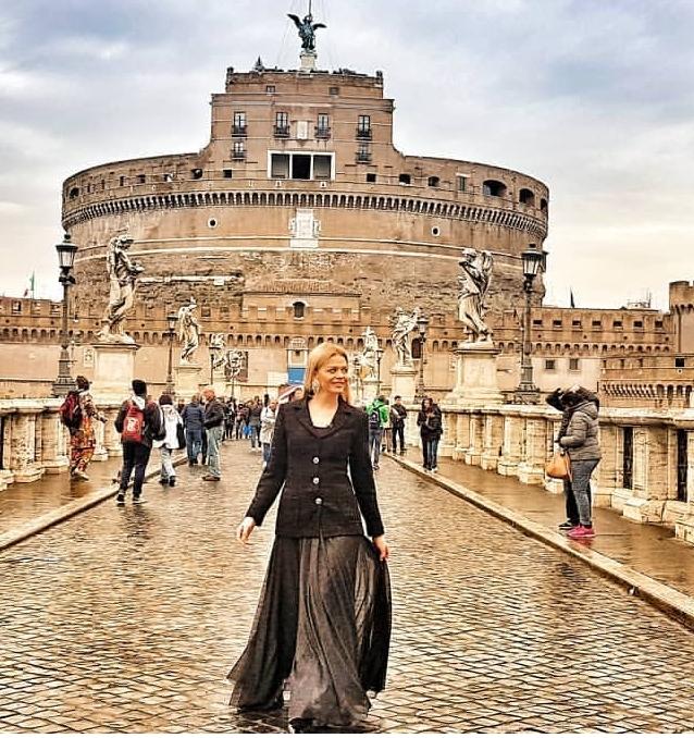 Orinda mahnit nga Roma