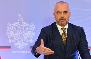 Kryeministri Rama merr edhe postin e ministrit të Jashtëm